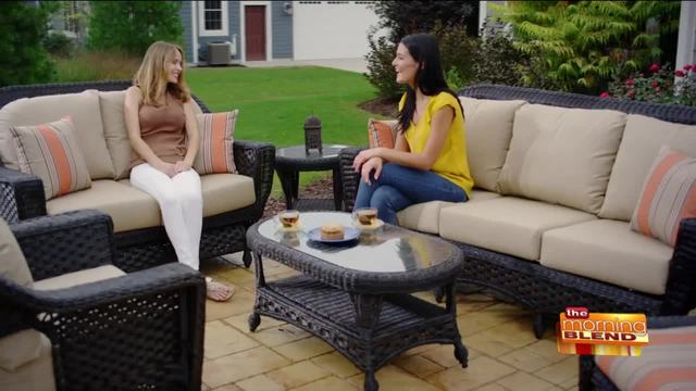 The Latest Trends In Patio Furniture
