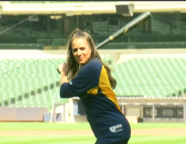 brewers celebrity home run derby won by wtmj team