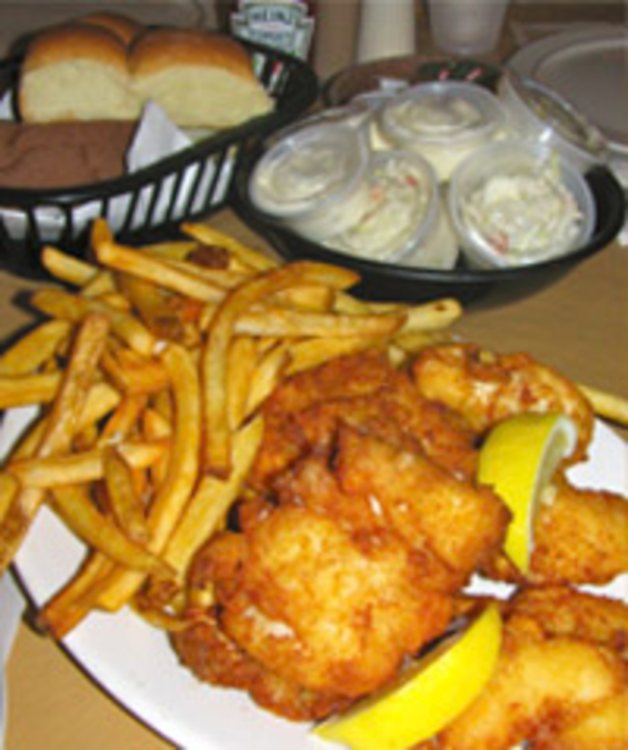 Best milwaukee area fish fries gallery for Cliffords fish fry
