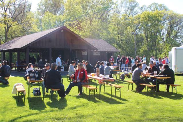 Image Result For Beer Garden In Whitnall Park