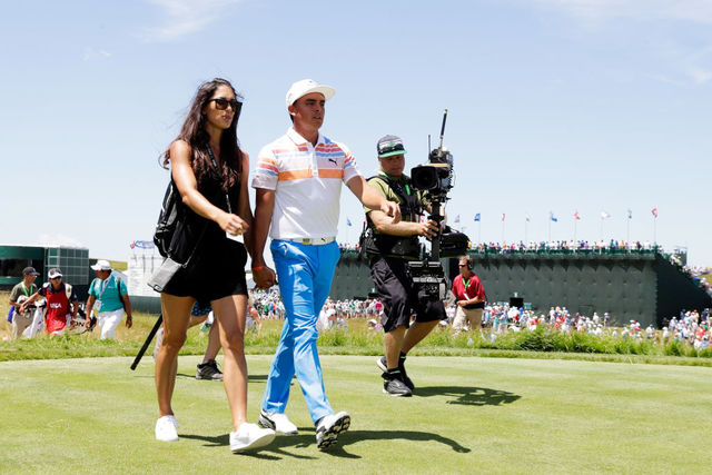 Whos that girl Rickie Fowler flaunts significant other at Erin