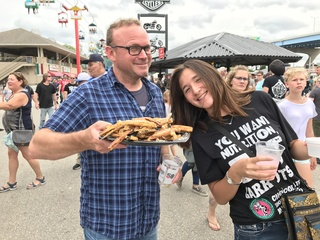 Eating through Summerfest 50