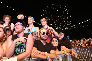 Summerfest Day 2: Hanson, Aoki and Fireworks