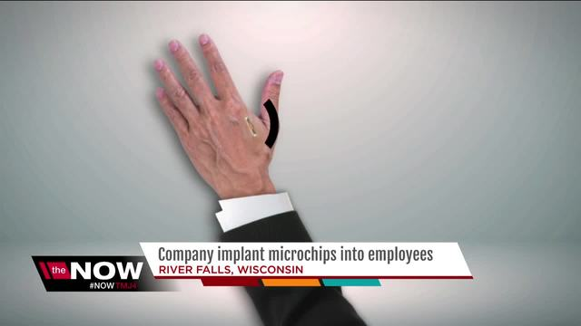 wisconsin company says it is the first to offer microchip