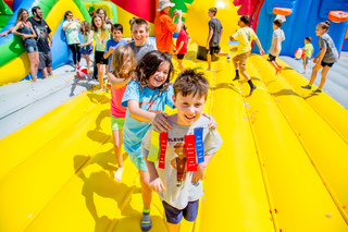 PHOTOS: World's largest bounce house is in MKE