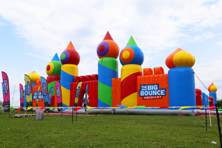 World's Largest Bounce House back in WI [PHOTOS]