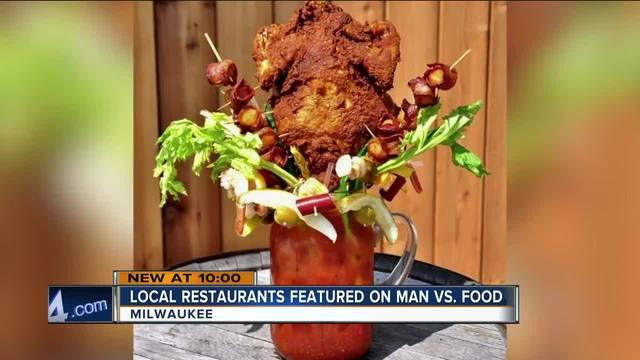 Man v food features sobelmans chicken beast bloody mary tmj4 man v food features sobelmans chicken beast bloody mary forumfinder Gallery