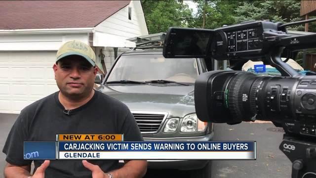 Glendale carjacking victim warns Craigslist car sellers ...