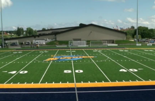 Lakeland University unveils new turf field