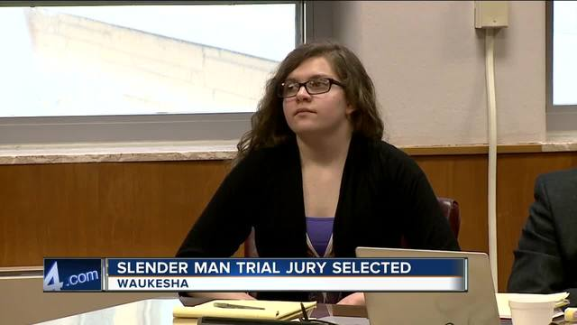 jury picked to decide competency in wisconsin slender man stabbing case