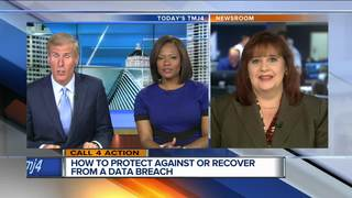 Call 4 Action: Recovering from a data breach