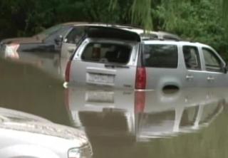 Beware flood damaged cars