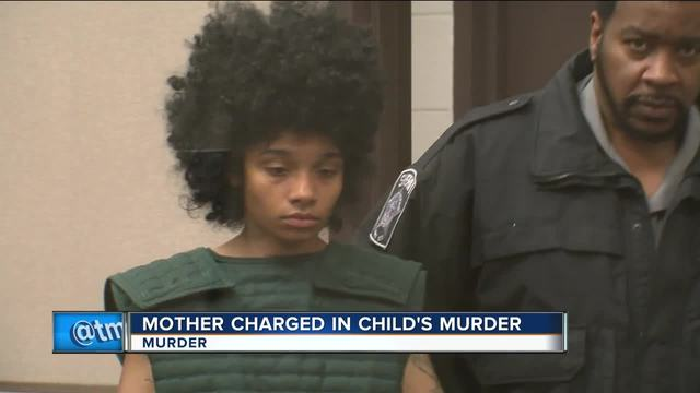 milwaukee mother charged with killing her 4