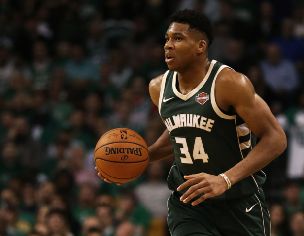 Milwaukee Bucks Giannis Antetokounmpo named second-team All-NBA
