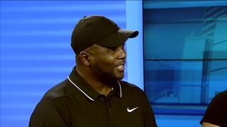 LeRoy Butler promotes Salvation Army luncheon
