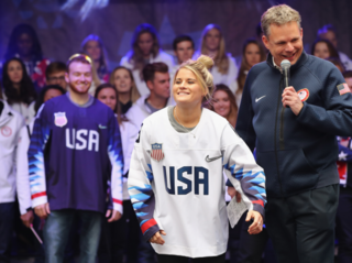 Gold or bust for U.S. Olympic Women's Hockey