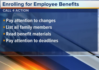 Things to consider when signing up for benefits