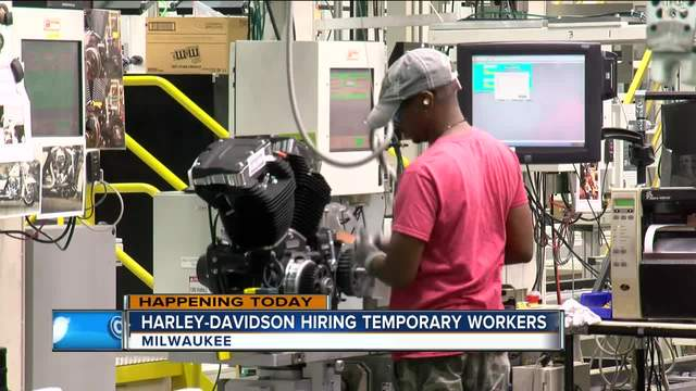 harley davidson is looking to hire temporary positions tmj4