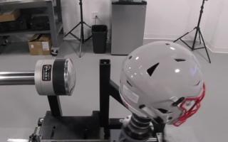 New helmet tech aims to make football safer