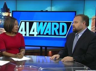 414ward welcomes Racine Mayor Cory Mason