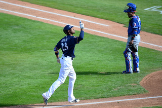 Brewers release 2018 spring training schedule