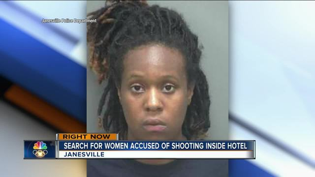 Janesville police looking for shooter in hotel armed robbery