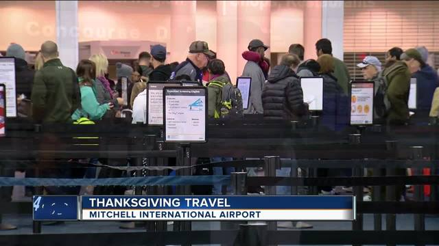 The Holiday Rush is On! Thanksgiving Travel 2017