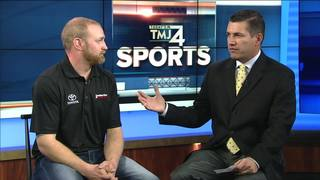 1-on-1 with Truex's asst. car chief Greg Emmer