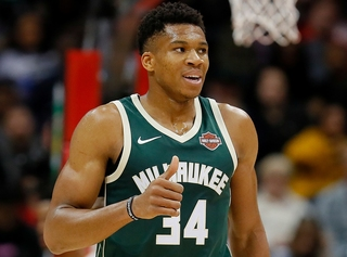 Bucks offer ticket special for Giannis' birthday