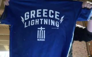 Local t-shirt designer celebrates Giannis' b-day