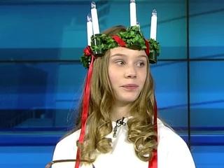 Santa Lucia Day is next week