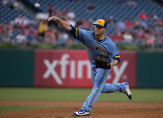 Brewers' Nelson won't be ready for opening day
