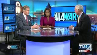 414ward: Sen. Johnson talks tax reform