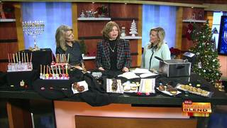 A Hanukkah Cooking Demonstration
