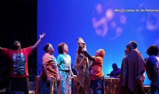 'Black Nativity' showing at Marcus Center