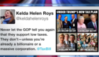 PolitiFact: No tax cuts under GOP plan