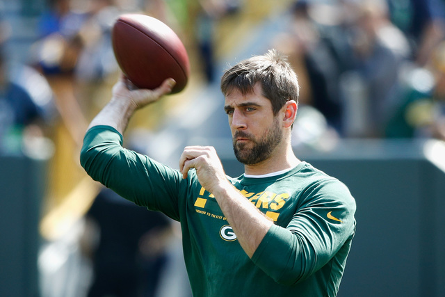 Aaron Rodgers: 'I'm not coming back to save' Green Bay Packers