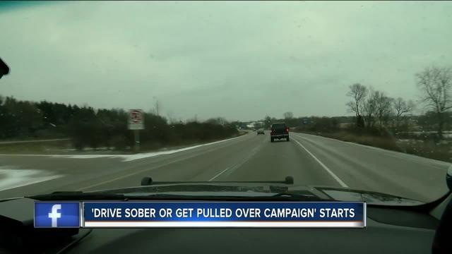 Highway patrol begins