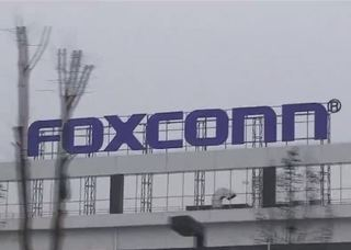 Total Foxconn costs above initial projections