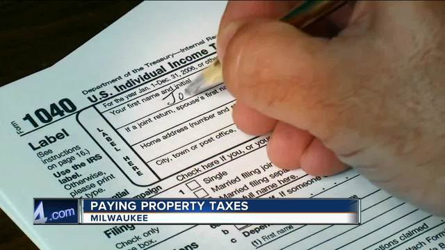Mke Mayor Urges Residents To Pay Property Taxes Before New Year