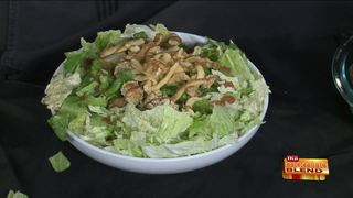 Jump Start Your Resolutions with a Tasty Salad