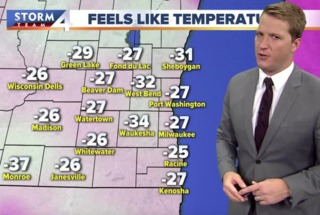 Wind Chill Advisory In Effect Until Noon Monday News - Www