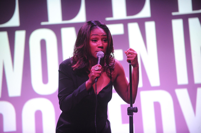 'Girls Trip's' Tiffany Haddish wins 1st major award as season kicks off