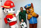 PAW Patrol 'races to Milwaukee's rescue'