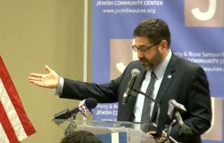 JCC leader Mark Shapiro receives FBI award