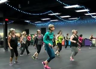 Local group hosts Zumba classes with a cause