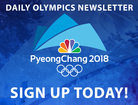 Sign up for our Winter Olympics newsletter