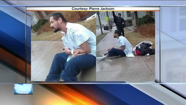 Aurora Hospital investigating homeless man left outside in hospital gown