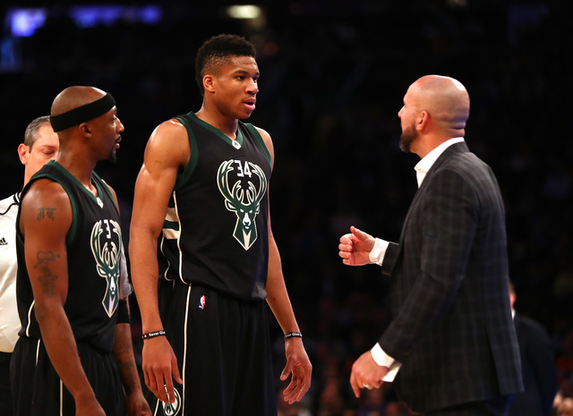 Antetokounmpo says Kidd helped him grow into dominant player