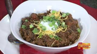 A Heart Healthy Beef Chili Recipe